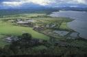Loch Leven nature reserve