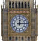 An artist's impression of how Big Ben would look with Cross of St George's shields.