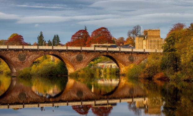 Smeaton Bridge, Perth.