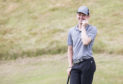 Connor Syme is enjoying his Scottish Open debut at Gullane.