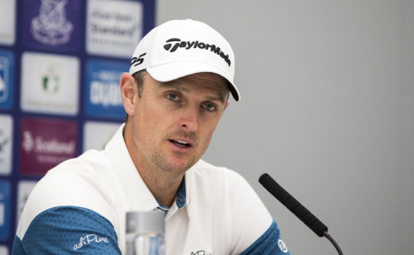 Justin Rose wants to embellish his already excellent career with another major.