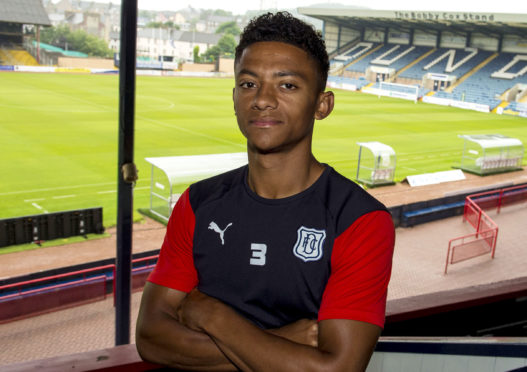 Dundee's Nathan Ralph determined to replicate great escape and avoid the dreaded drop