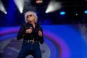 Bob Geldof of Boomtown Rats.