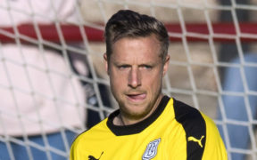 St Johnstone keeper Elliot Parish admits Perth side are already looking for a 'reaction'