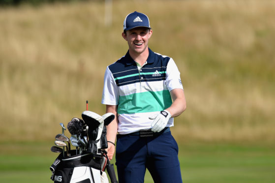 Connor Syme is teaming up with old friend Liam Johnston for the European Championship at Gleneagles.
