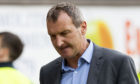 Dundee United manager Csaba Laszlo is already under pressure after one league match.