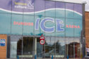 Dundee Ice Arena, home of the Dundee Tigers.