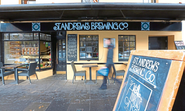 St Andrews Brewing Co., St. Andrews