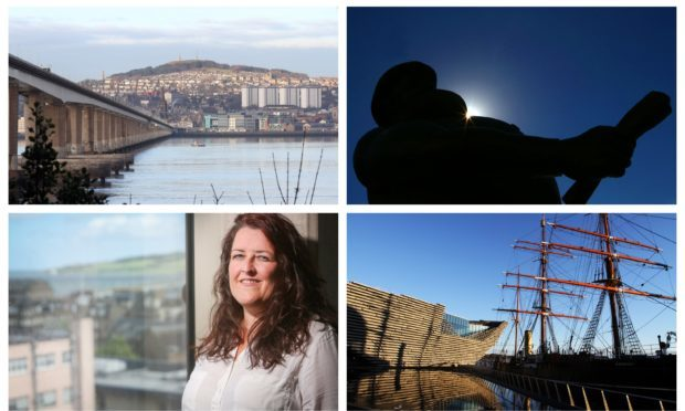Dundee city.