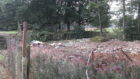The eyesore site at Craig O'Loch Road.