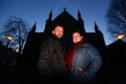 Stewart Heaton and Louise Murphy from Dark Dundee