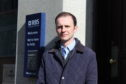 Local MP Stephen Gethins previously had a fight trying to keep RBS branches open in his constituency - and now there's a new battle over changes to the Cupar branch of the Bank of Scotland.
