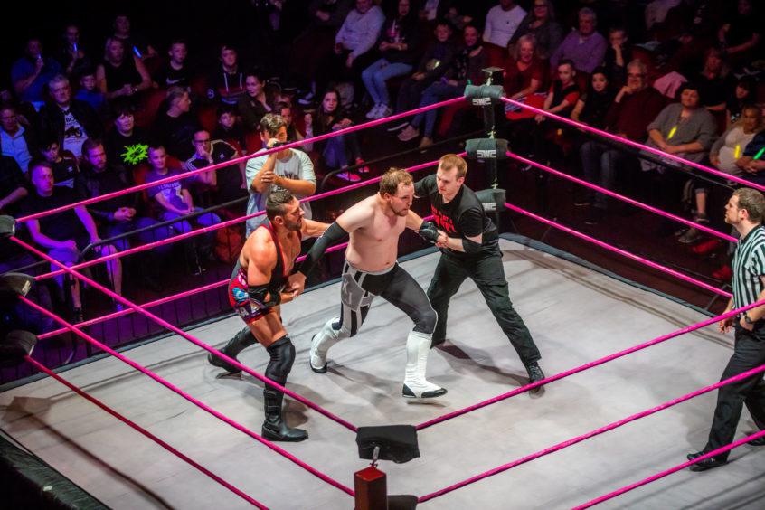olt Cabana, KJ Nitro and Riot.