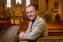 The Very Rev Andrew Swift, Bishop for the Diocese of Brechin.