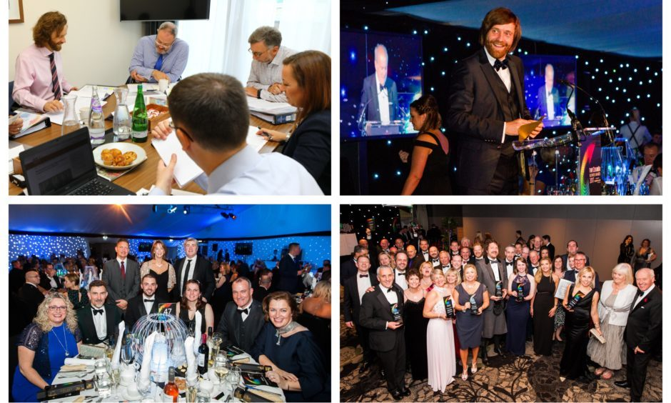 Courier Business Awards 2018 shortlist revealed: Judges blown away by talent - The Courier