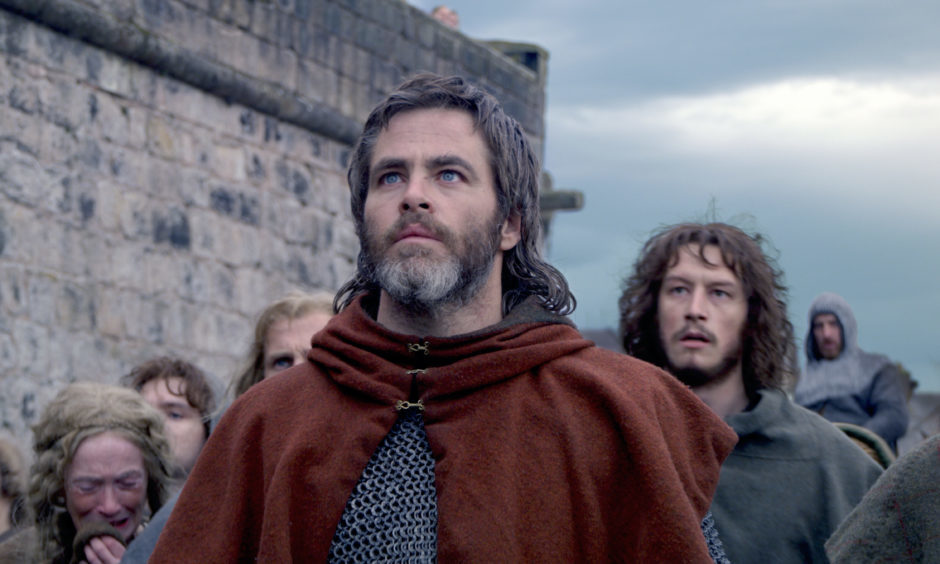 Netflix release trailer for Robert the Bruce film, Outlaw King