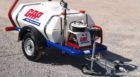 The power washer was similar to this one, pictured.
