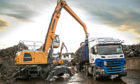 John Lawrie recorded its highest ever annual tonnage of scrap metal last year.