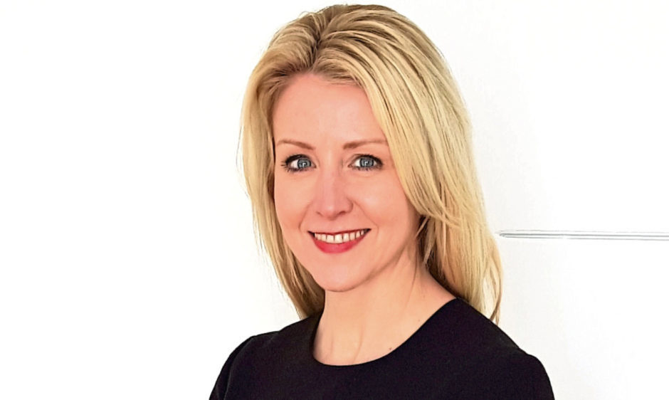 Kim Wilkinson, director of sales, Scotland for Apex Hotels