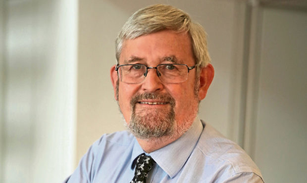 Dr Martin Read CBE , chairman designate of SSE Innogy new retail business