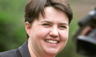 File photo dated 08/03/18 of Scottish Conservative leader Ruth Davidson who has ruled out ever taking on the party's top job for the sake of her mental health and relationship. PRESS ASSOCIATION Photo. Issue date: Sunday September 16, 2018. The 39-year-old, who is pregnant with her first child, told how she had self-harmed and had suicidal thoughts when she was younger. See PA story POLITICS Tories Davidson. Photo credit should read: Yui Mok/PA Wire