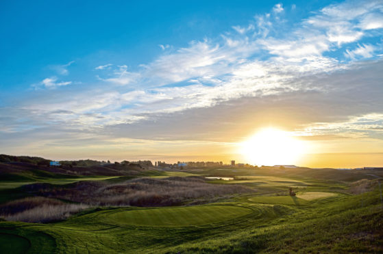The Albatros course at Golf National in Guyancourt, south of Paris, venue for this week's Ryder Cup.