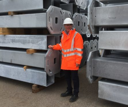 Alistair Cochrane led a management buy-out of Pipe and Piling Supplies in 2015.