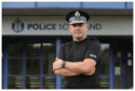 New Fife police divisional commander Derek McEwan takes up post.