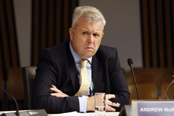 New CEO Andrew McKinlay has taken briefings on Scottish Golf from all quarter over the summer.