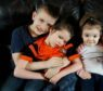 Allan is a carer for three children: Ronald Sinclair aged 11, Megan Sinclair, aged nine and Poppy Petrie, aged four.