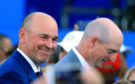 Thomas Bjorn completely out-thought his American counterpart Jim Furyk.