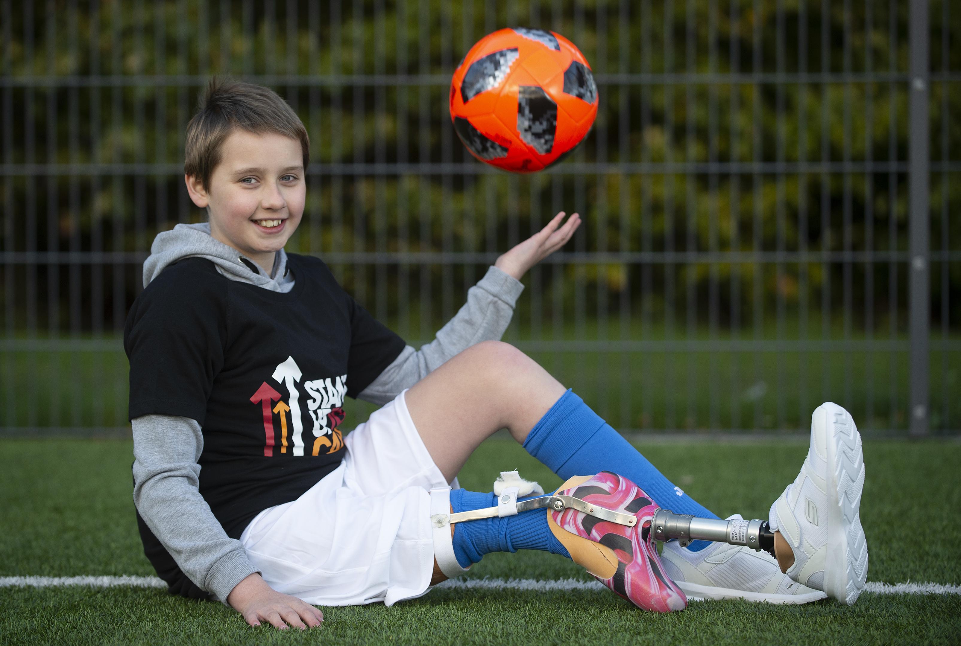 Katies world soccer
