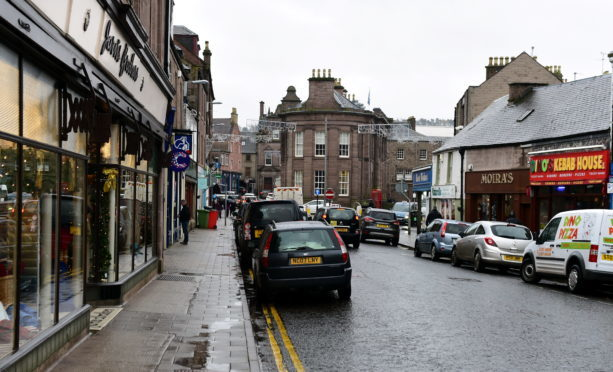 Castle Street, Forfar.