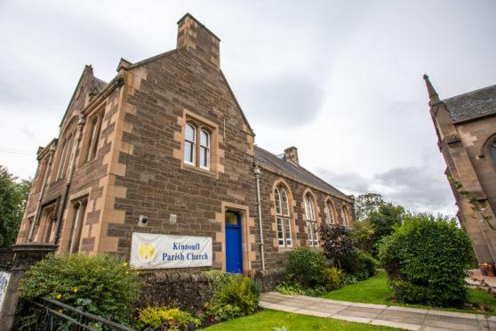 The Kinnoull Nursery building.