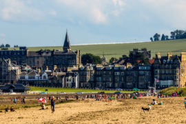 The East Neuk can 'feel overwhelmed' by the number of holiday residents, says a Fife MSP