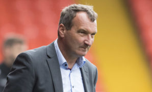 Former Dundee United manager Csaba Laszlo sacked by Romanian club Sepsi
