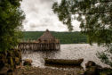 The Scottish Crannog Centre.