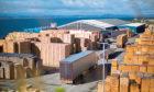 Scott Timbers' huge pallet operation in Burntisland