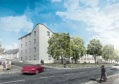 Plans to build nearly 60 new homes within a derelict former Dundee factory have been submitted to the local authority