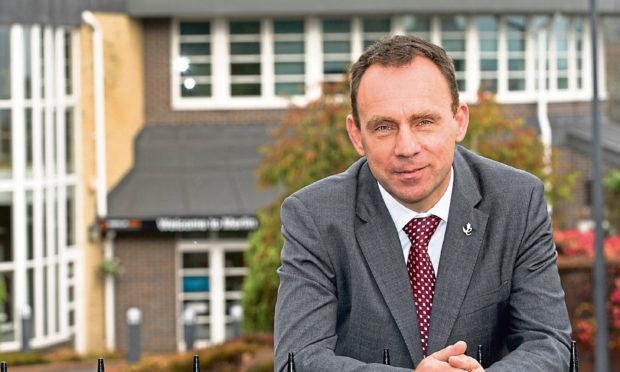 Merlin ERD director Iain Hutchison will speak at the employee ownership event.