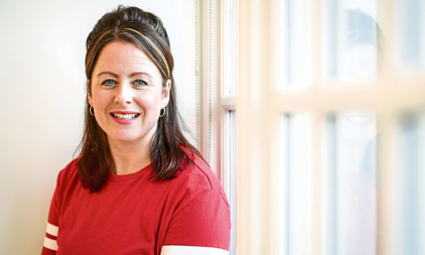 Jill Duke of Educated Dance Academy in Dundee