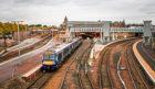 Perth Railway Station.