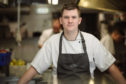 Graham Campbell is the chef/director at Castlehill on Exchange Street