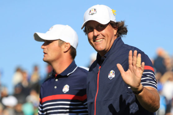 Phil Mickelson was full of praise for Golf National prior to the Ryder Cup. A week later his views were somewhat different.