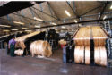 The jute was processed for the final time towards the end of 1998.