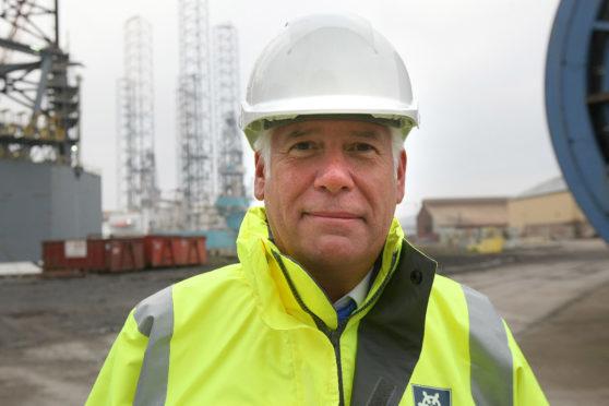 Callum Falconer, Chief Executive of Dundeecom.