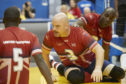 Michael Mellon won silver and bronze medals at last year's Invictus Games