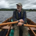 Celebration event in Aberfeldy for former environmentalist campaigner Simon Pepper