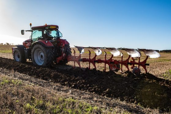 The 56th Scottish Ploughing Championships took place in near perfect conditions at Bettyfield Farm, Kelso. Picture: Wullie Marr