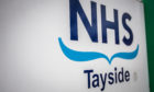NHS Tayside is trying to improve its waiting time performance for children with mental health issues.